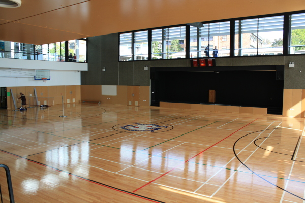 Basketball Court Installation Auckland